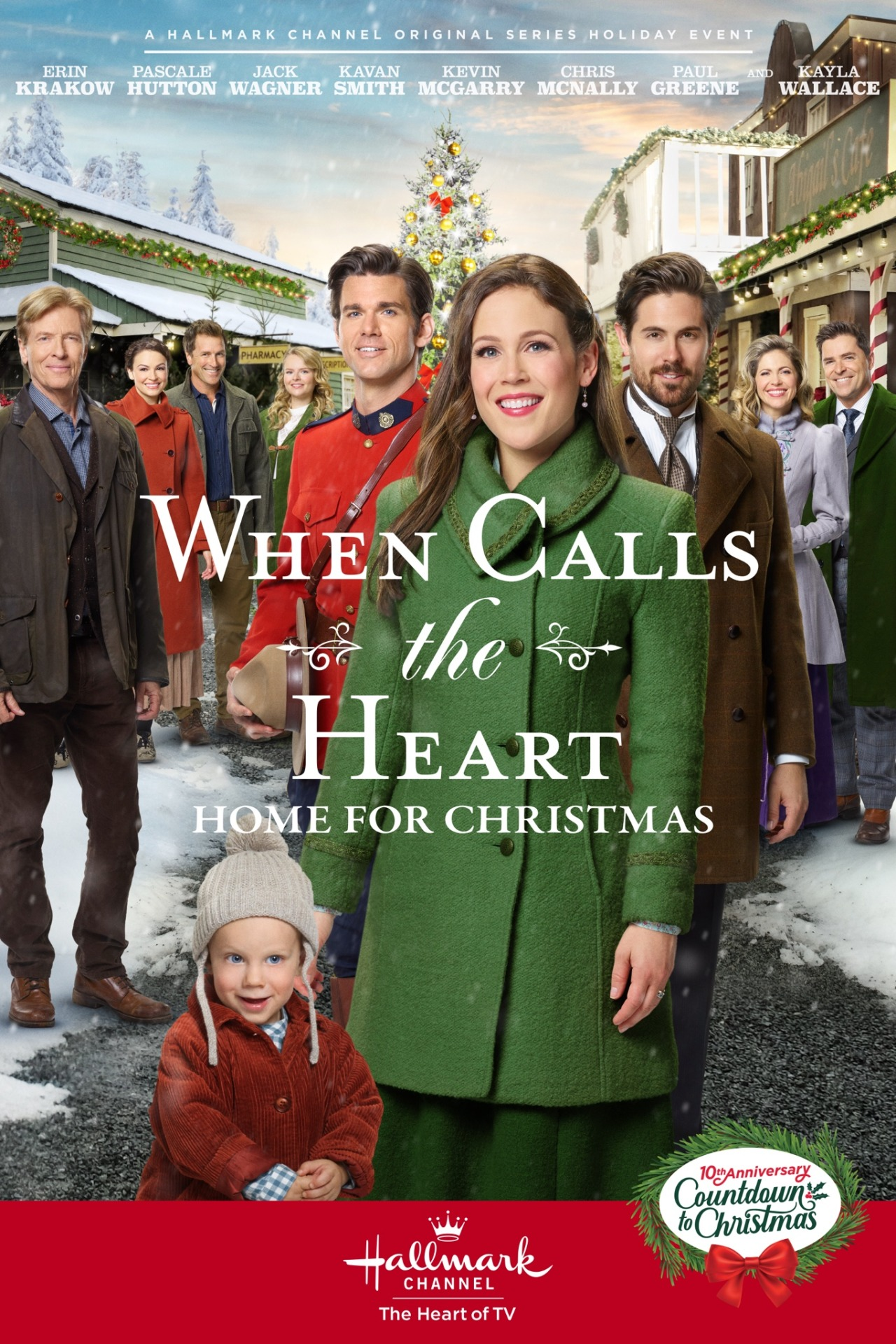 How Can I See When Calls The Heart At Christmas Blessing 2021 Again When Calls The Heart Home For Christmas Tv Episode 2019 Imdb