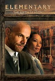 Elementary: Season 5 - For the Hundredth Time Poster