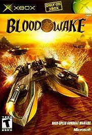 Blood Wake Poster