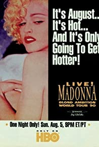 Primary photo for Madonna: Blond Ambition World Tour Live