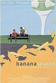Banana Season Poster