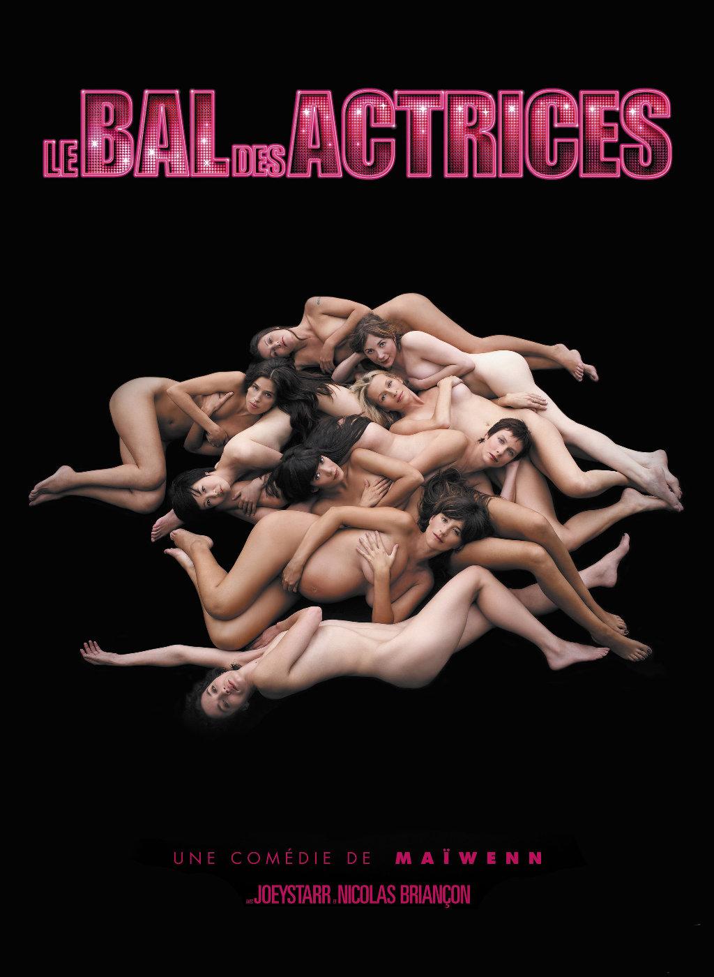 Romane Bohringer, Jeanne Balibar, Linh Dan Pham, Julie Depardieu, Mélanie Doutey, Estelle Lefébure, Maïwenn, Karole Rocher, and Karin Viard in Le bal des actrices (2009)