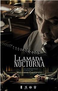 Dvd downloadable movies Llamada Nocturna Mexico [QuadHD]