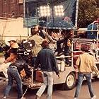 Robert Duvall, Richard Ciupka, and Gavin Mitchell in The Terry Fox Story (1983)