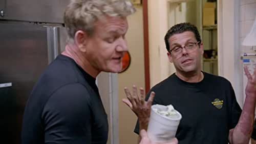 Gordon Ramsay's 24 Hours Te Hell & Back: The Restaurant Is Wasting So Much Food
