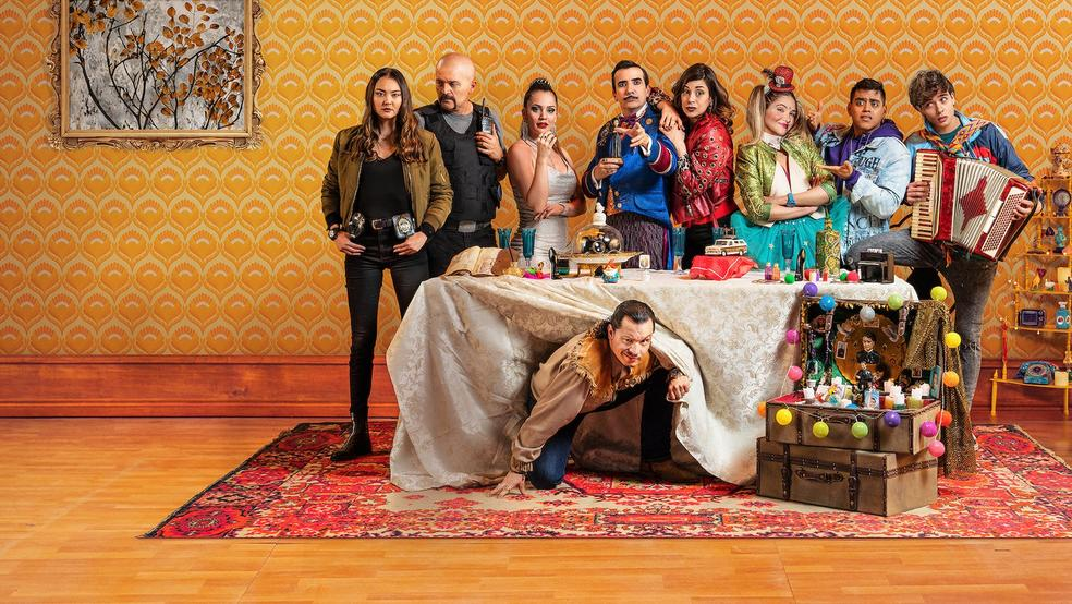 The Unremarkable Juanquini - Chichipatos (2020) Serial Online