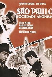 São Paulo, Sociedade Anônima Poster