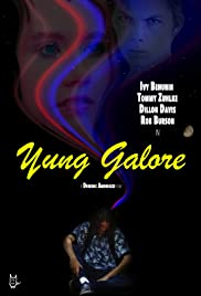 Yung Galore Poster
