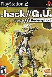 .hack//G.U. Vol.3//Redemption Poster