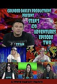 Stan's 420 Adventures Poster