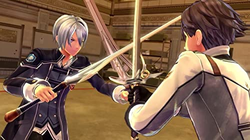 The Legend Of Heroes: Trails Of Cold Steel III: Gamescom 2019 Story Trailer