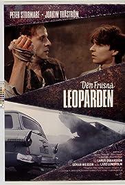Den frusna leoparden Poster