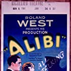 Mae Busch and Chester Morris in Alibi (1929)