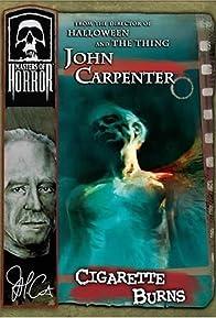 Primary photo for John Carpenter's Cigarette Burns