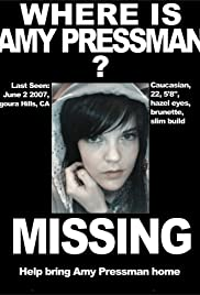 Where Is Amy Pressman? Poster