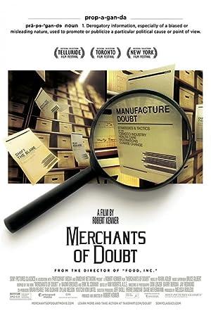 Movie Merchants of Doubt (2014)