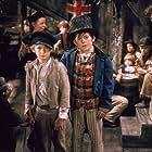 Mark Lester and Jack Wild in Oliver! (1968)