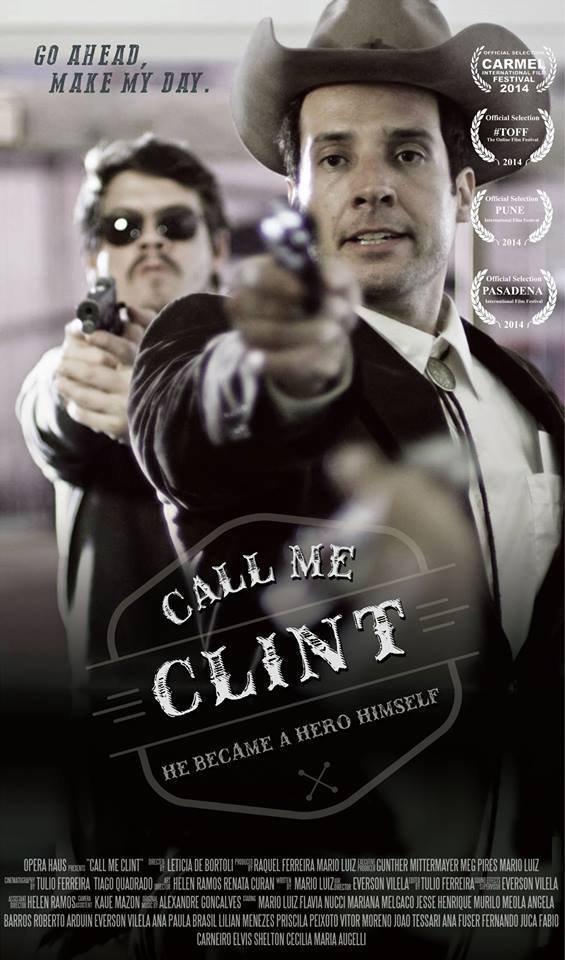 Resultado de imagem para meu nome é clint