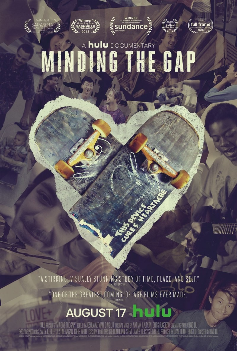 Minding the Gap (2018) - IMDb