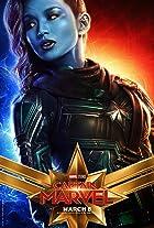 Gemma Chan in Captain Marvel (2019)