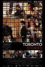 Toronto Stories Poster
