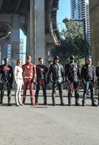 Primary photo for Crisis on Earth-X, Part 4