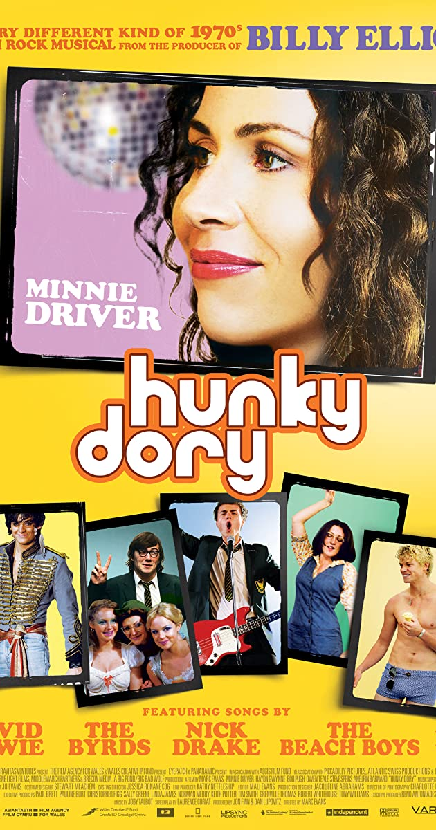 Subtitle of Hunky Dory
