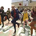 Will Adamsdale, Ralph Brown, Rhys Ifans, Bill Nighy, Tom Wisdom, Tom Brooke, and Katherine Parkinson in The Boat That Rocked (2009)