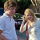 Jeremy Allen White and Laura Wiggins in Shameless (2011)