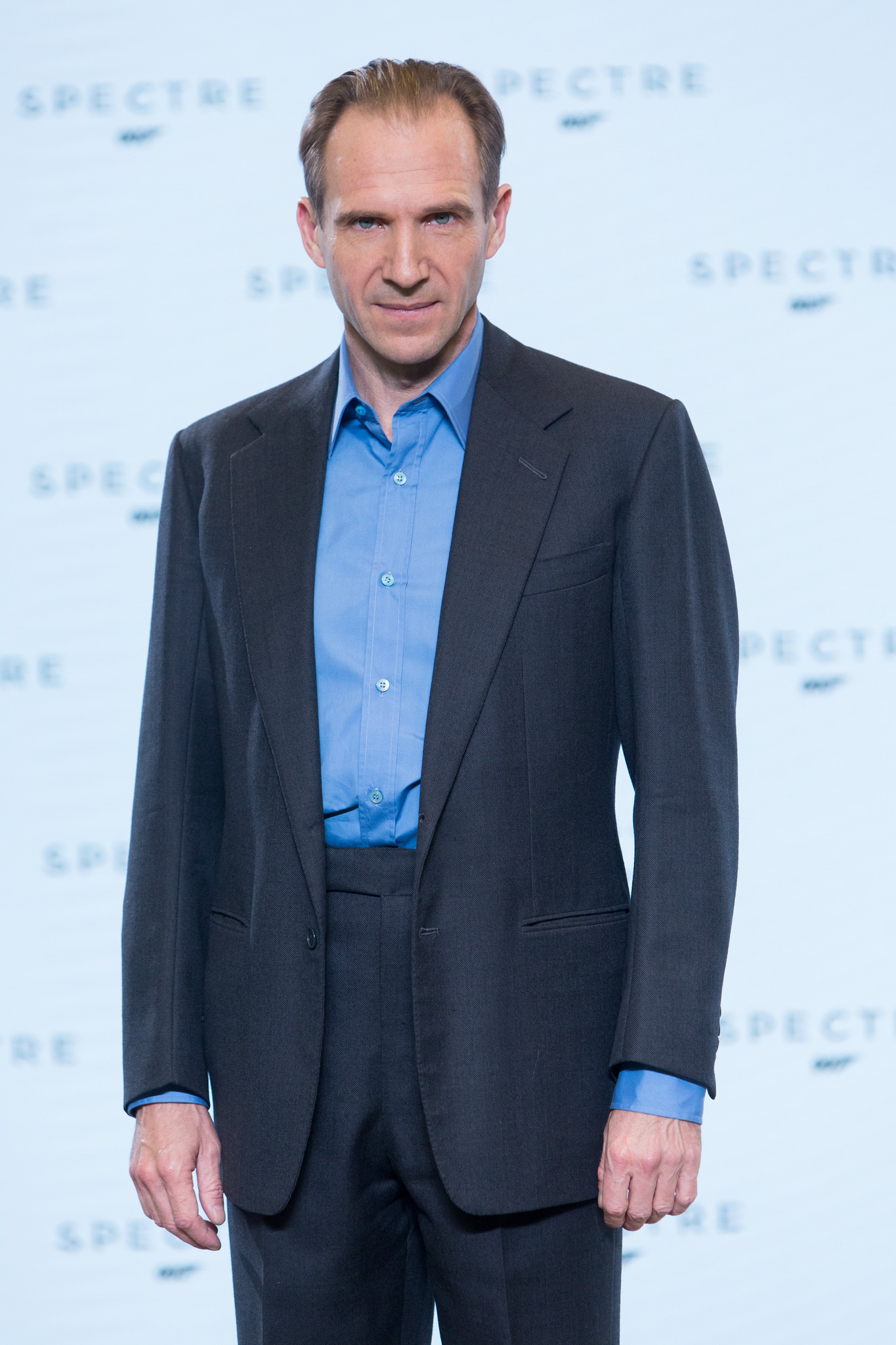 Ralph Fiennes at an event for Spectre (2015)