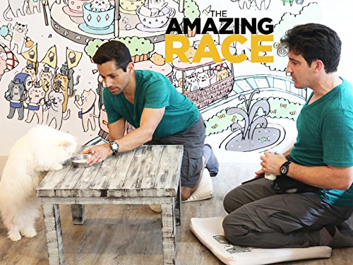 The Great Amazing Nasty Race