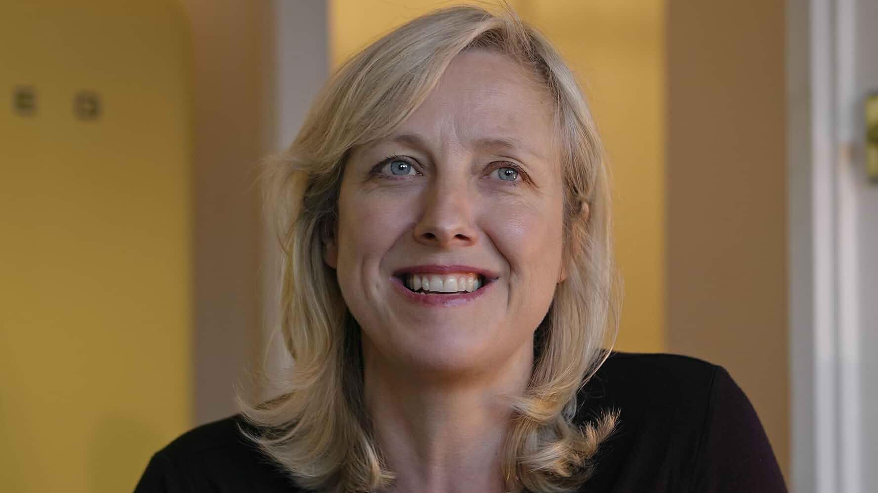 Carole Cadwalladr in The Great Hack (2019)