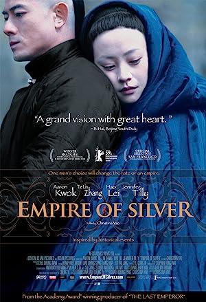 Where to stream Empire of Silver