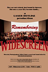 Primary photo for Remembering Widescreen