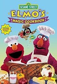 Elmo's Magic Cookbook Poster