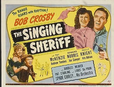 Watch english movie pirates online The Singing Sheriff [2K]