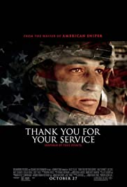 Thank You for Your Service (2017) 720p