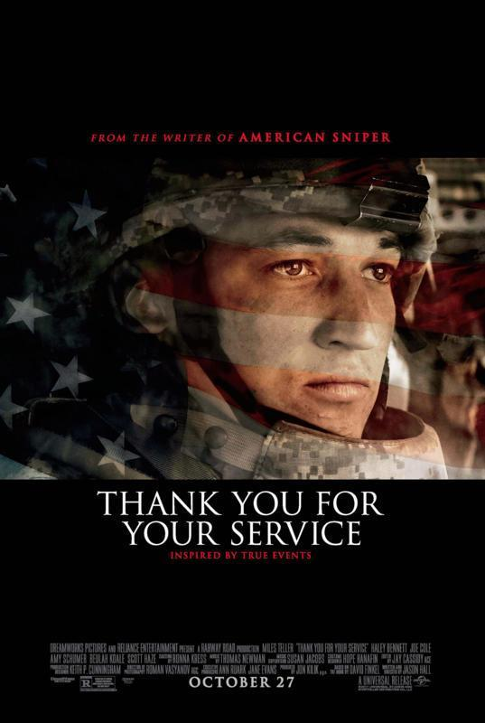 Thank You for Your Service (2017) BluRay 720p & 1080p
