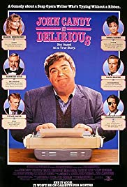 Delirious (1991) Poster - Movie Forum, Cast, Reviews