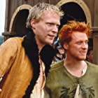 Paul Bettany and Alan Tudyk in A Knight's Tale (2001)