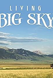 Living Big Sky Poster