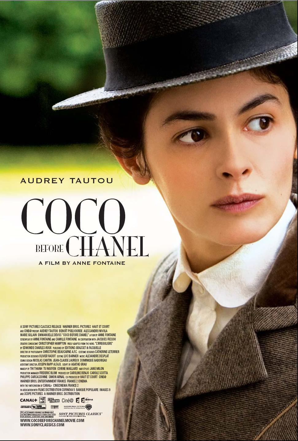 Coco Before Chanel (2009) BluRay 480p, 720p & 1080p