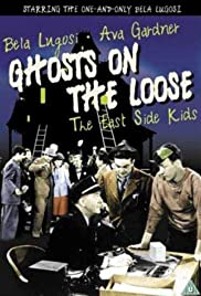 Ghosts on the Loose (1943) Poster - Movie Forum, Cast, Reviews