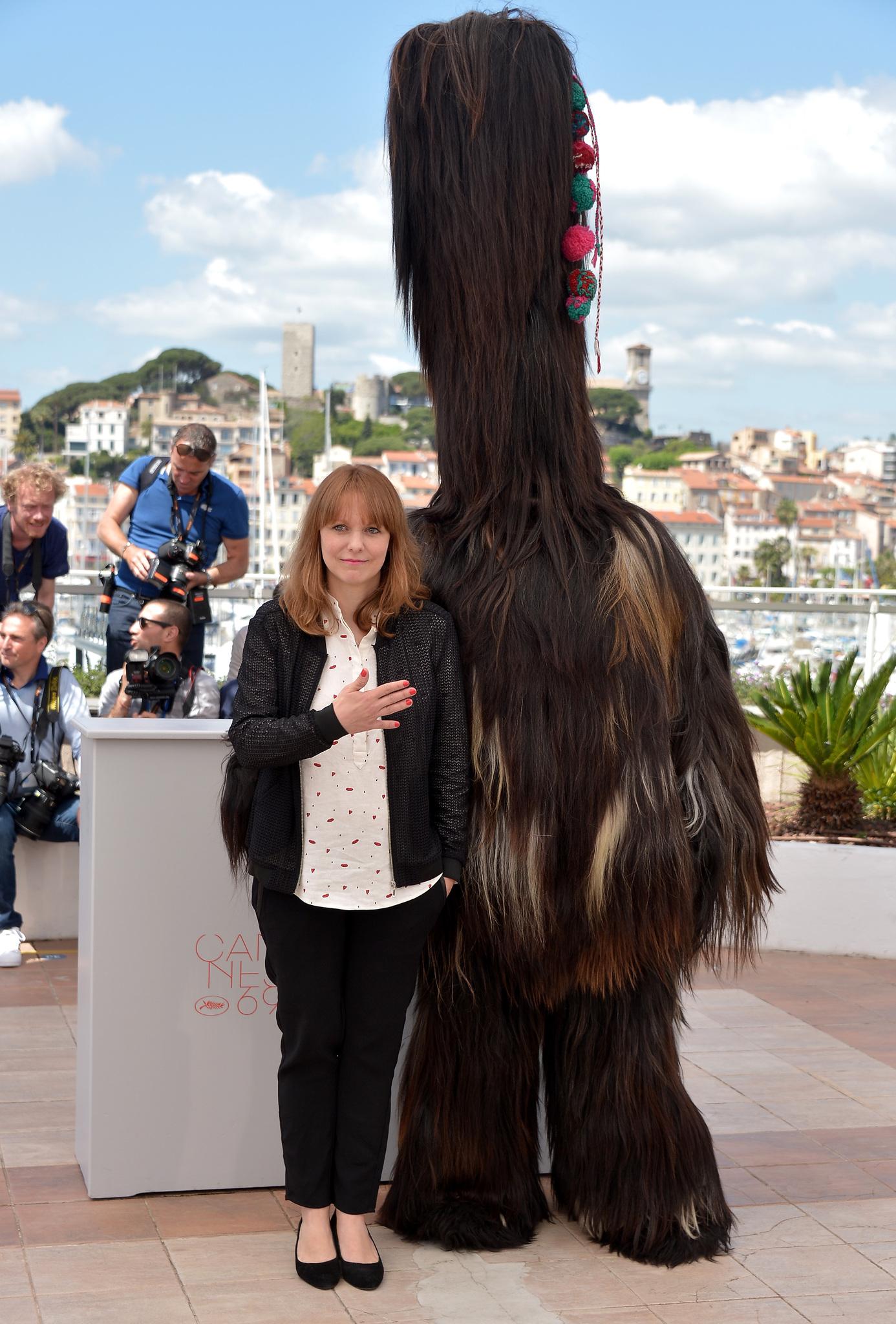 Maren Ade at an event for Toni Erdmann (2016)