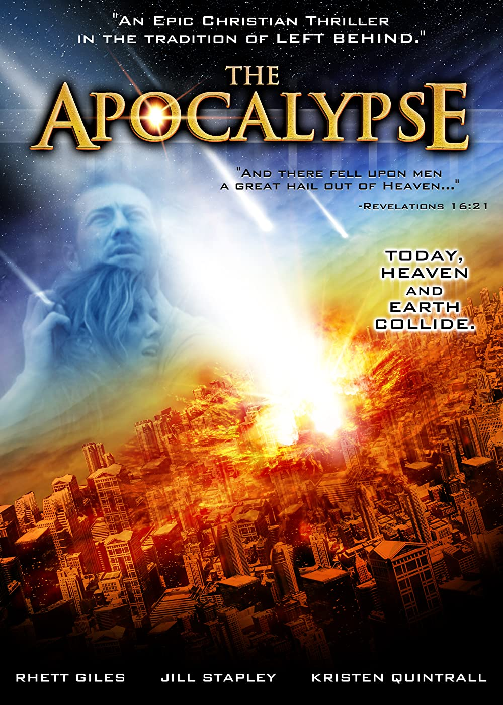 The Apocalypse 2007 Hindi Dual Audio 720p BluRay 980MB x264 AAC