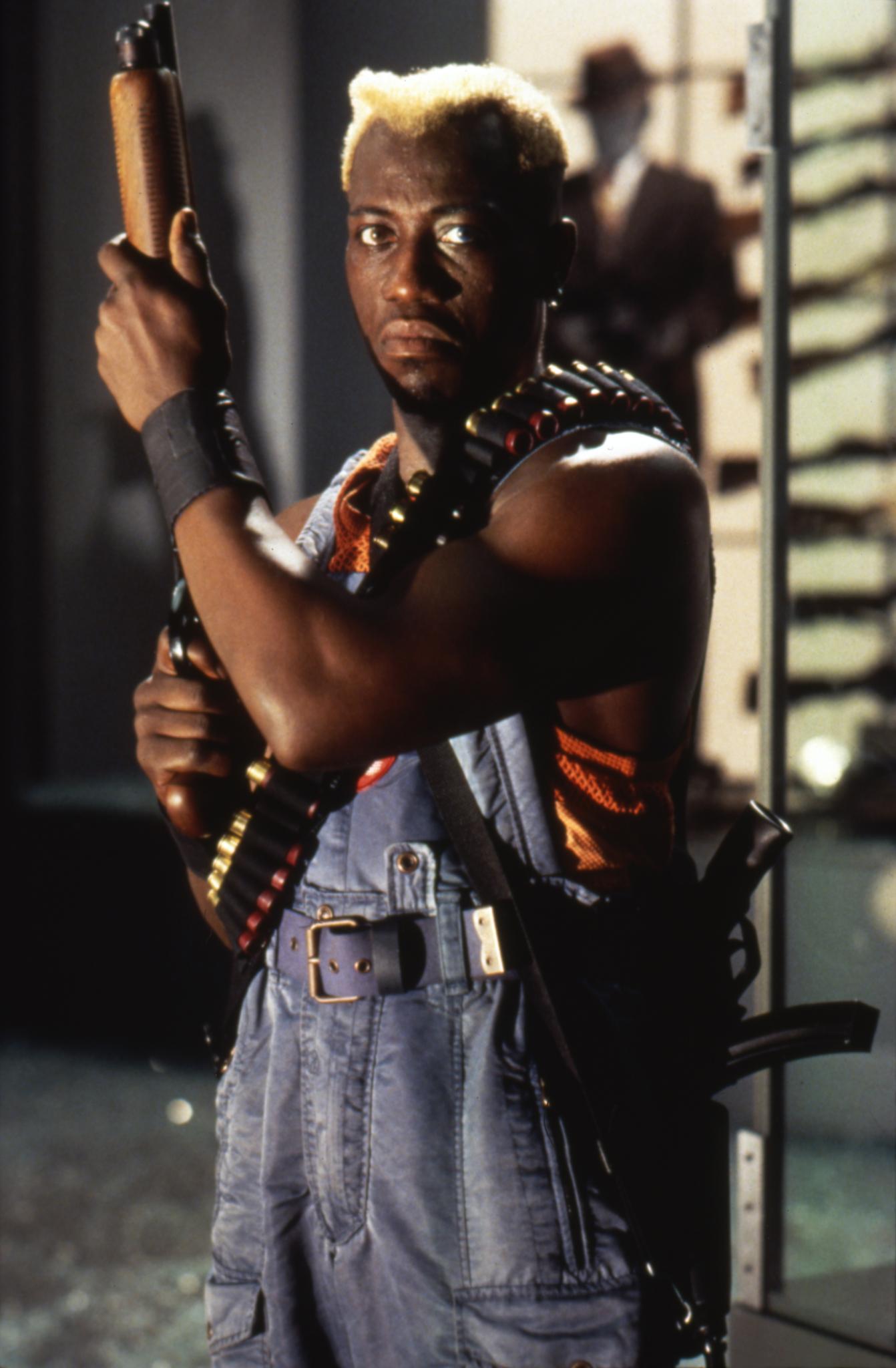 Wesley Snipes in Demolition Man (1993)
