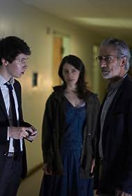 David Strathairn, Liane Balaban, and Ryan Cartwright in Alphas (2011)