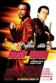 Jackie Chan and Chris Tucker in Rush Hour 3 (2007)