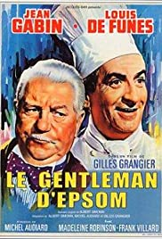 The Gentleman from Epsom (1962) Poster - Movie Forum, Cast, Reviews
