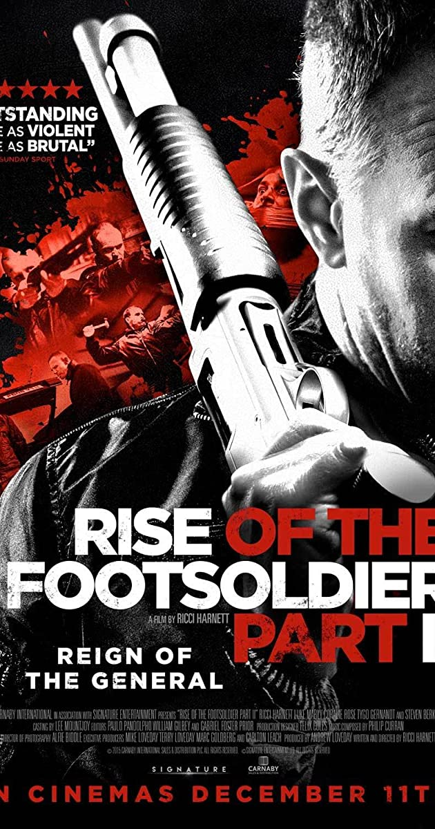 Subtitle of Rise of the Footsoldier Part II